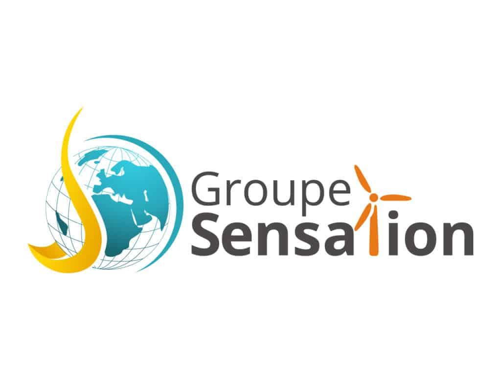 Logo Groupe Sensation